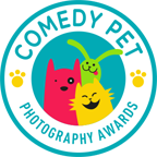 COMEDY PET LOGO for E