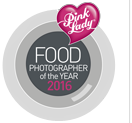 Pink Lady Food Photography logo 2016